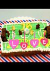 サッカー バースデーケーキ
