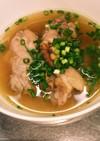 私流 鶏の薬膳スープ サムゲタンより簡単
