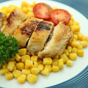 鶏肉のヨーグルト焼き