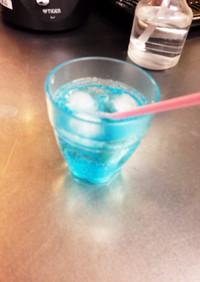夏を乗り切れ!さわやか青空ジュース