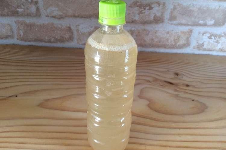 米 の とぎ汁 乳酸菌