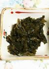 野蕗の葉の佃煮