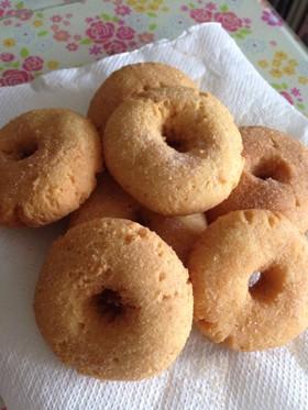 糖質制限!大豆粉ドーナツ!