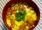 なめこの中華スープ~♪