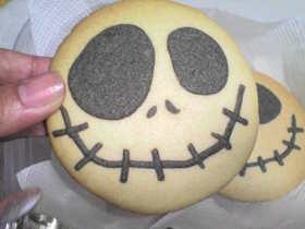 ハロウィン大好き!ジャックのクッキー