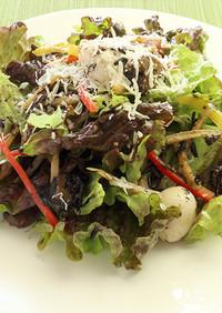タケノコの照り焼き風味サラダ【天狗缶詰】