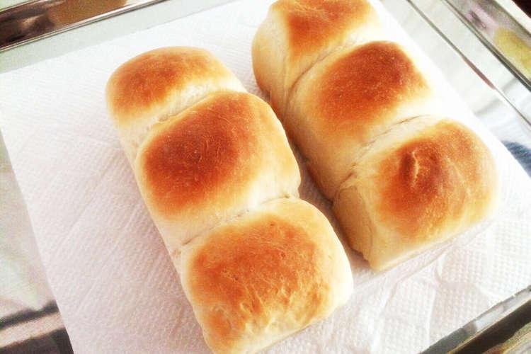 手作り 簡単 パン