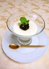 材料3つ!マシュマロのレアチーズケーキ