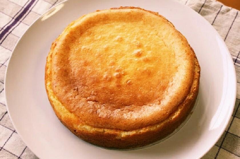炊飯器☆チーズケーキ