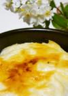 豆腐と昆布茶で 豆腐クリームドリア
