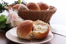 30分で完成!?不思議パンのもっちりパン