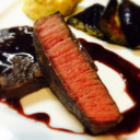 お安いお肉で高級ステーキ
