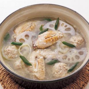 手羽の塩麹鍋