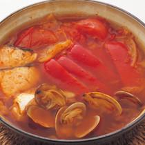 海鮮トマトチゲ鍋
