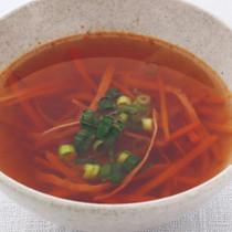 黒酢の酸辣湯(サンラータン)
