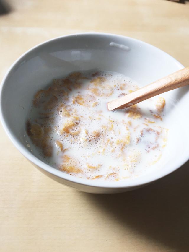 ホットシリアル ☆美味しく朝から元気に☆
