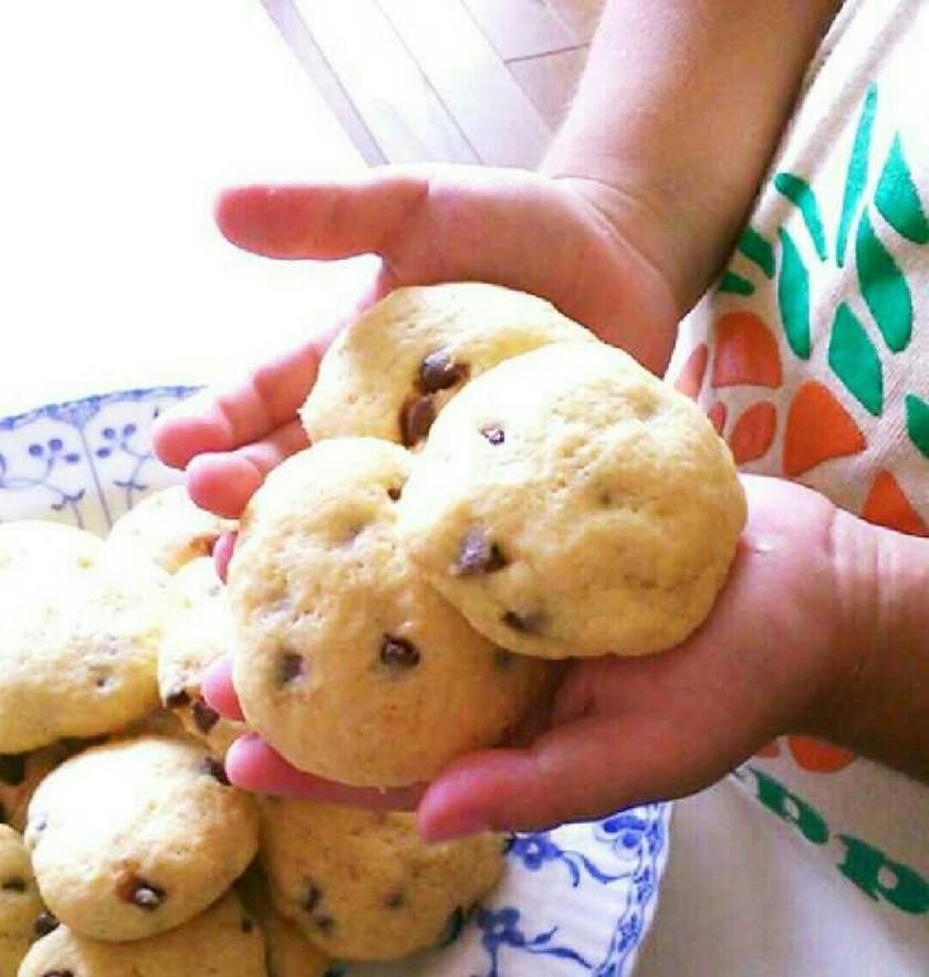 スコーン風チョコチップクッキー