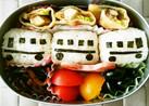 お弁当☆簡単!電車おにぎり