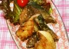 お弁当◇ぶり(鮭・鯖)の竜田焼き