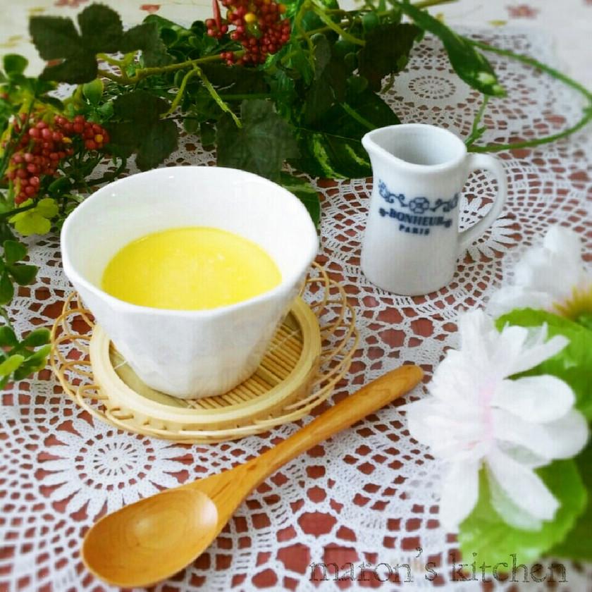 《離乳食 おやつ》栄養たっプリン