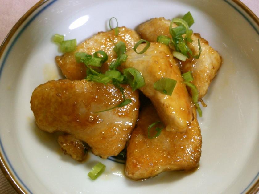 お弁当にも! 鶏むね肉の 簡単 照り焼き