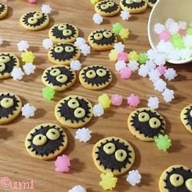 ススワタリ達☆アイスボックスクッキー