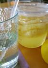 ニューサマーオレンジのリンゴ酢ドリンク