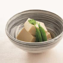 荒野豆腐の含め煮