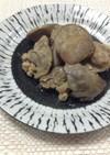 鶏レバーのココナッツオイル炒め煮