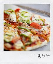 簡単♪基本ピザ☆発酵も放置も不必要♪の写真