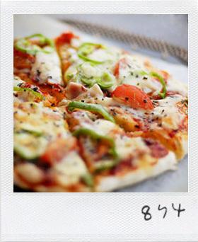 簡単♪基本ピザ☆発酵も放置も不必要♪