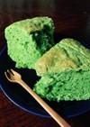 簡単!よもぎのケーキ