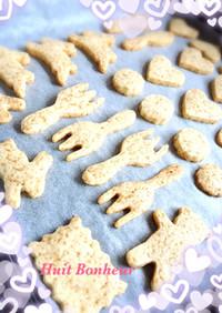 てんさい糖で作るクッキー