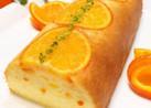 簡単コンポートで♡オレンジケーキ
