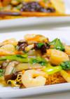 麺も美味✿残り物で簡単海鮮あんかけ焼そば