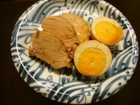 煮豚と煮卵 おもてなし 簡単
