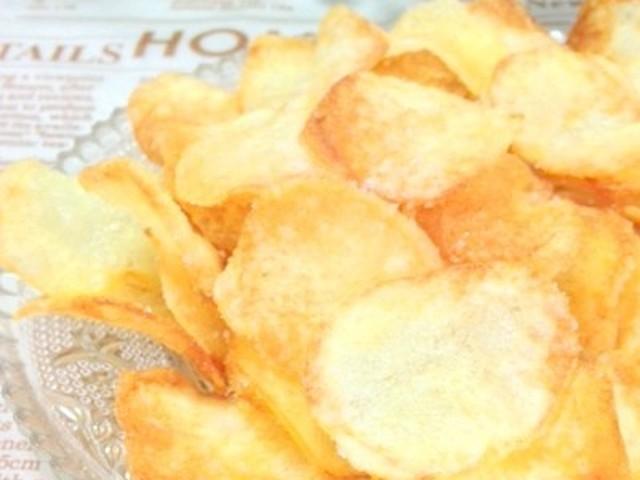 ポテチ 自家製 自分で揚げる野菜チップ、美味!自家製ポテトチップ&ごぼうチップ: フードライター浅野陽子の「美食の細道」