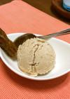クロンボ風チョコレートアイスクリーム