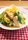 ◆戻し不要◆「高野豆腐の卵とじ」