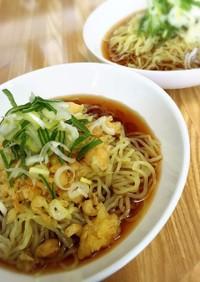 安うま‼︎和風であっさり冷やし麺