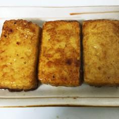 木綿豆腐のステーキ☆