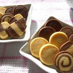 *アイスボックスクッキーのデザイン集*