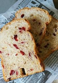 クランパン(クランベリー食パン)