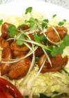 ヘルシーde超簡単☆鶏の梅ジャム煮