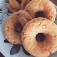 おから焼きドーナツ