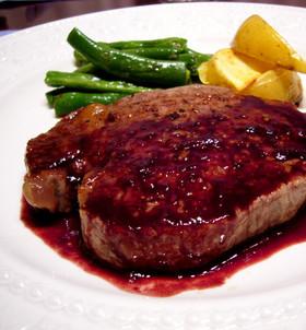 ステーキソース(赤ワイン風味)