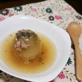 まるごと美味しい玉ねぎスープ♡