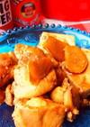糖質制限◆冷凍鶏ももと豆腐の甘辛味噌煮