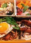スイチリタコトマト☆煮物のお弁当