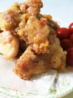 ココナッツオイルで鶏モモの揚げ焼き♡